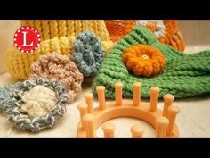 How to Loom Knit a Flower | HubPages