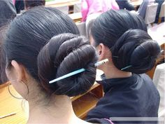 Ding Hui & Xia Aifeng- Two magnifics huges buns
