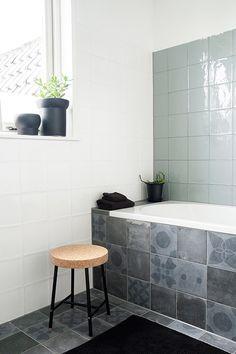 IKEA bathroom styling - April and mayApril and may Ikea Interior, Bathroom Interior, Interior Design, Ikea Bathroom, Bathroom Furniture, Bathroom Goals, Sinnerlig Ikea, Tile Walk In Shower, Bathroom Design Luxury