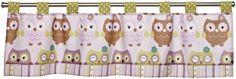 CoCo & Company Window Valance, Owl Wonderland by CoCo & Company, http://www.amazon.com/dp/B009HMUR2I/ref=cm_sw_r_pi_dp_fBNSqb197V4Z0