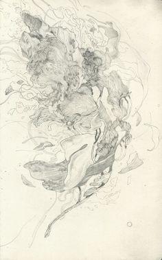 Art Sketches, Art Drawings, Rhythm Art, A Level Art, Ap Art, Art Sketchbook, Art Inspo, Art Reference, Cool Art