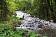 Northern Hungary offers two delightful and completely contrasting types of scenery Largest Waterfall, Heart Of Europe, Les Cascades, See Videos, Beautiful Waterfalls, Weekend Trips, How Beautiful, Garden Bridge, Hungary