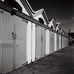 Boat sheds, Wellington