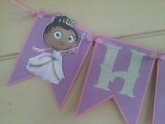 Princess BannerPrincess Presto by MemoriesBlossom on Etsy, $24.00