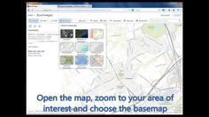 How-to Create a map and edit it by collecting fieldwork data