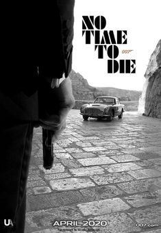 No Time to Die fan arts - Page 25 Famous Movie Posters, James Bond Movie Posters, James Bond Movies, Movie Poster Art, Film Posters, James Bond Style, New James Bond, Tom Holland, Best Bond Girls