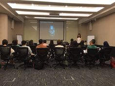 Presenting to the HR Directors of the Singapore Government