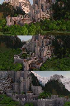 Building Games 710794753679271729 - Kaer Morhen – The Witcher майнкрафт Source by Casa Medieval Minecraft, Minecraft Farm, Minecraft Castle, Minecraft Plans, Minecraft Construction, Minecraft Tutorial, Minecraft Blueprints, Cool Minecraft Houses, Minecraft Crafts