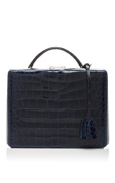 Grace Large Box Bag by MARK CROSS for Preorder on Moda Operandi Mark Cross 6af16b52d6929