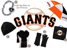 Rep the Giants with these black and orange styles!