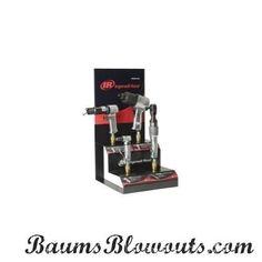 4-Tool Display - Ingersoll Rand Aluminum tools