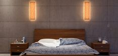 Modern, Bed, Furniture, Home Decor, Lamp Shades, Mood, People, Timber Wood, Homemade Home Decor