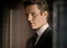 "Actor Jonathan Groff Goes From ""Glee"" to ""Boss"""