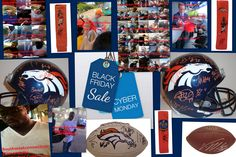 Are you shopping for a fan of the Denver #Broncos? Check out our gift guide for a variety of suggestions towards fans & collectors of the #DenverBroncos! Black Friday-Cyber Monday Super #Sale going on NOW!! 30% off all orders with #FREE expedited shipping! http://stores.ebay.com/southwestconnection-memorabilia?_dmd=2&_nkw=broncos Autographed / Signed NFL Football Collectibles from Peyton Manning, Von Miller, Julius Thomas, Terrell Davis & More!