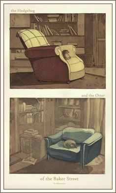 Johnhog and Otterbatch
