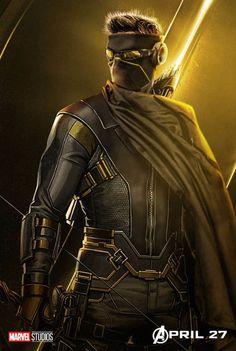 Hawkeye | Avengers Infinity Wars