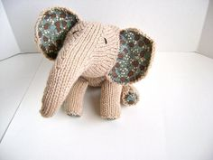 Looking for your next project? You're going to love Precious Pachyderm by designer Sheila Zachariae.