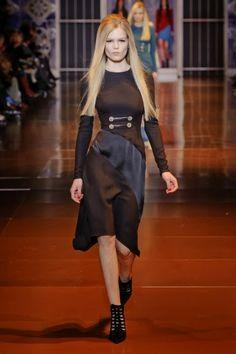 Versace @ Milan Fashion Week winter 2014-15