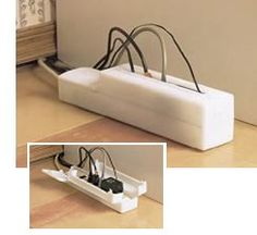 Baby Proof Power Strip Cover - currently needing this at my house.