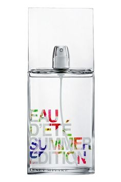 L`eau d`Issey Eau D`Ete Summer Edition for Men Issey Miyake for men