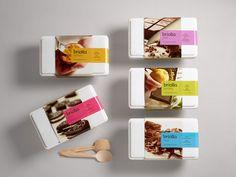 Briolla ice cream: Designed byKROLL Designin collaboration with Dekel J. Maimon.        Credits:    Food Photography: Ohad Romano    Packaging Photography: Yasmin & Arye, Studio Ya.