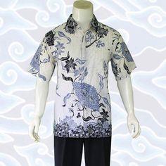 baju batik pria KP106 di http   sekarbatik.com baju-kemeja 1bc71d5f2d