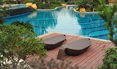 Chang zhou Greattown pool deck by Pisit Wongpisit