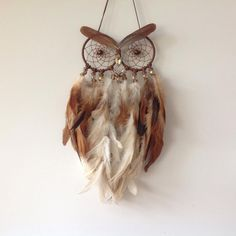 Made to order Glitter Chocolate/Cream/Brown Multi Feather Owl Dreamcatcher #owlart #owls #owl #dreamcatchers #dreamcatcher #etsy #handmade #hmuk #dreamcatcherlane #craftsposure #unique #feathers #homedecor #owleyes #owlsome #owllover #owlobsessed #owlobsession #owlnation #owlsofinstagram #owly #owlalwaysloveyou #owlie #owllife #owllove  #owllovers #owltheme #owlface #owlpost