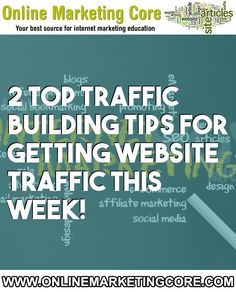 Are you looking for solutions to getting more website traffic then you currently…