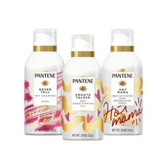 Pantene Sulfate-free Never Tell Dry Shampoo Spray With Wild Mint & Melon - 4.2oz : Target Waterless Shampoo, Using Dry Shampoo, Healthy Style, Oily Hair, Free Hair, Blow Dry, Target, Conditioner, Mint