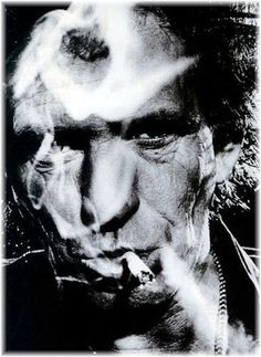 Keith Richards - Doesn't get old, gets more awesome