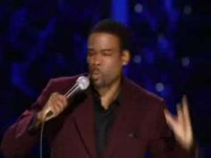 Very Funny Chris Rock About Wealth