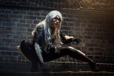 Character: Black Cat (Felicia Hardy) / From: MARVEL Comics 'The Amazing Spider-Man' / Cosplayer: Carina Gradholt Petersen (aka Rina G, aka Rinaca Cosplay)