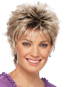 9 Surprising Useful Tips: Casual Hairstyles women hairstyles with bangs medium.How To Cut Shag Hairstyles wet bun hairstyles.How To Cut Shag Hairstyles. Hair Styles For Women Over 50, Short Hair Cuts For Women, Short Hairstyles For Women, Wig Hairstyles, Hairstyle Short, Hairstyle Ideas, Hairstyles 2018, Brunette Hairstyles, Everyday Hairstyles