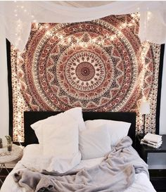 shop Urban Outfitters Tapestries decorative mandala curtains window hanging by jaipurhandloom. we offer dorm room tapestries cotton beach throws on sale price.