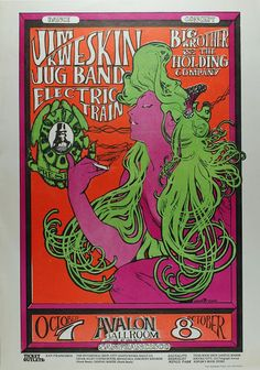 ART & ARTISTS: Psychedelic Graphics of the 1960s – part 1