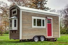 College Students Build 153 Sq. Ft. Tiny House | pictures, article, and timelapse video of the build