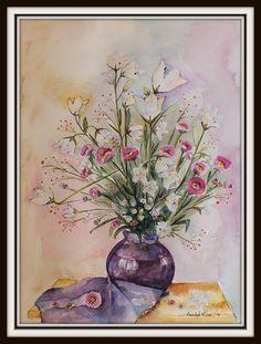 "watercolor ""flowers"""