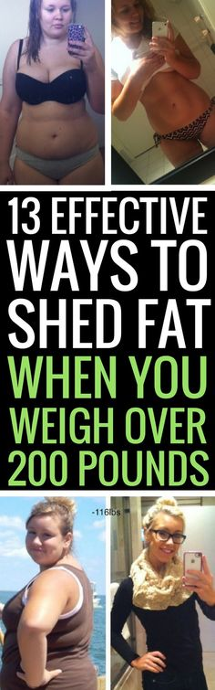 13 safe and effective ways to lose weight for good.