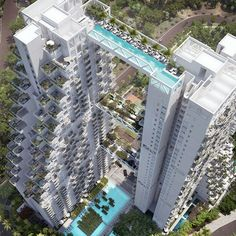 Safdie Architects project in Singapure -   awesome work!!