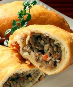 Recipe for Natchitoches Meat Pies - Cajun Meat Pies