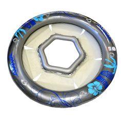 Aviva Social Circle - 6 Person Island Style Float - https://www.boatpartsforless.com/shop/aviva-social-circle-6-person-island-style-float/