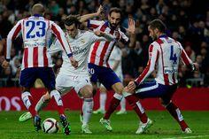22h ngày 7/2 Atletico Madrid vs Real Madrid: Hàng thủ siêu tơi tả