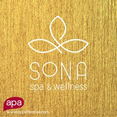 Brand design for a place full of peace and wellness located at Hotel Las Américas Golden Tower. This brand says relaxation, infinity and balance. What does your brand say? #2Days until hotel #GrandOpening  www.apacreative.com