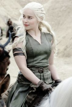 "Daenerys in Game of Thrones 6.06 ""Blood of My Blood"""
