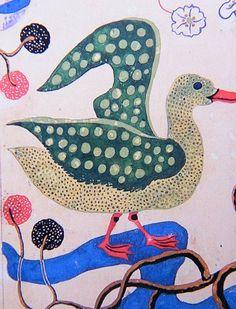 Josef Frank textile designs.