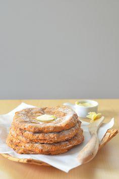 Scandi Home: Sweet Potato-Rye Rieska
