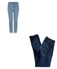 """Untitled #107"" by georgia-leonard on Polyvore featuring 7 For All Mankind"