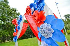 Scottish Theme Wedding Ceremony