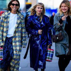 Street Style Londres : découvrez les plus beaux looks repérés sur les filles stylées à la Fashion Week de Londres